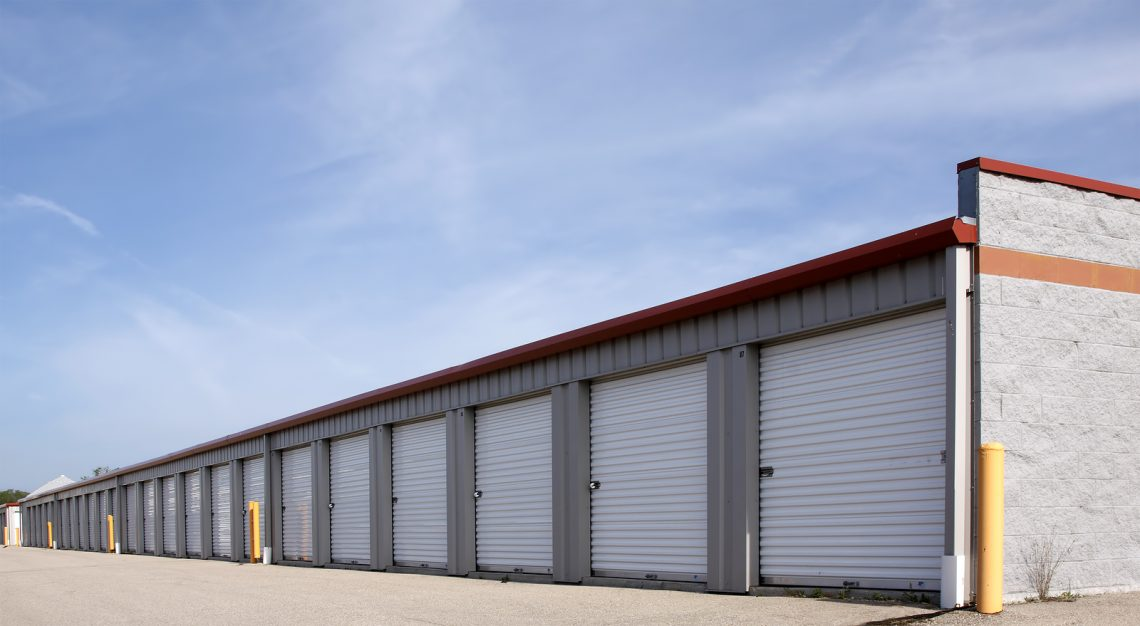 Newcastle Self Storage units for family or commercial use.
